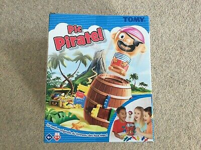 £3 • Buy Tomy Pop Up Pirate Game (Pic Pirate)