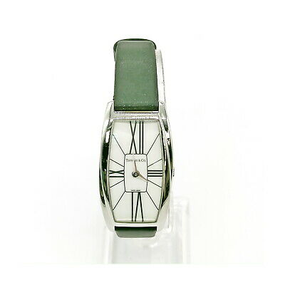 AU208.03 • Buy Tiffany And Co. Watch  GEMEA Operates Normally 21mm Women's Whites  1534917