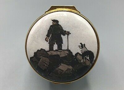 £100 • Buy Kyffin Williams Limited Edition Enamel Box - Royal Welsh Agricultural Society