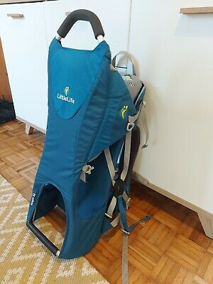 £38 • Buy LittleLife Ranger S2 Backpack Child Carrier In Blue EXCELLENT CONDITION
