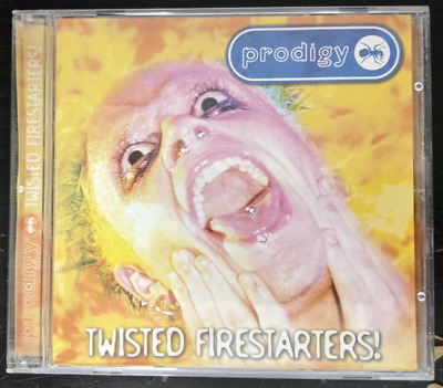 £4.99 • Buy The Prodigy – Twisted Firestarters! CD