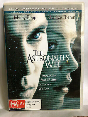 AU2.45 • Buy The Astronaut's Wife. Johnny Depp, Charlize Theron. Dvd