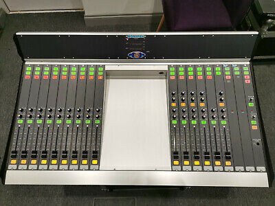 £6800 • Buy Sonifex S2 Radio Broadcast Mixer Console Desk, USED VGC, 15 Channels