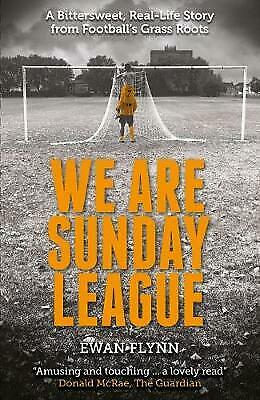 £5.47 • Buy We Are Sunday League: A Bittersweet, Real-Life Story From Football's Grass Roots