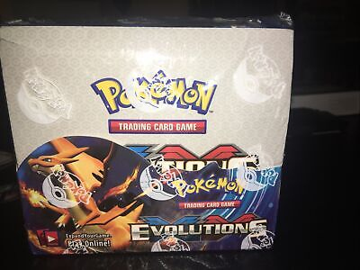 $600 • Buy Pokemon TCG: XY Evolutions Sealed Booster Box - Pack Of 36