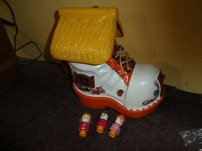 £6.99 • Buy Vintage 70s Matchbox Play Boot 1977 Live N Learn Toy Set