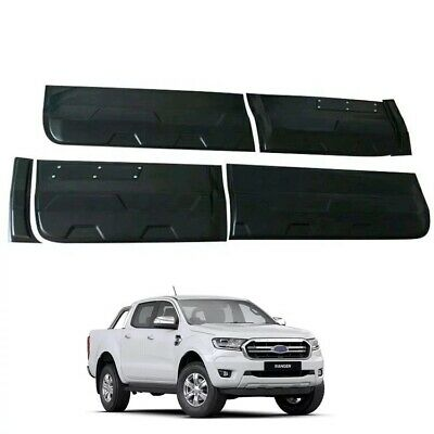 AU139.99 • Buy Side Door Body Molding Cladding Trim To Suit Ford Ranger PX PX2 PX3 2012-2020