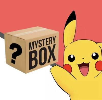 $59.99 • Buy Pokemon Mystery Box Sealed Product Booster Packs Vintage 1st Edition Cards