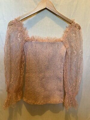AU55 • Buy Alice McCall Amora Rouch Top Size 6 (altered)