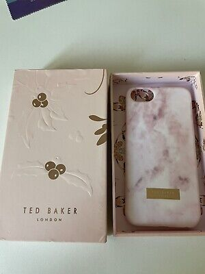 AU16.97 • Buy Gorgeous Ted Baker Case For Apple IPhone 8 (also IPhone 6, 6S And 7)