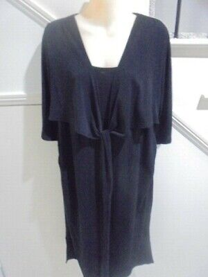 AU16.99 • Buy NEW TARGET NWT SIZE 16 BLACK SPECIAL OCCASION DRESS With JACKET RRP $ 49.00
