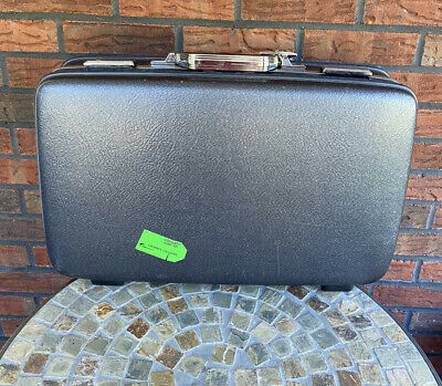 View Details Vintage Suitcase American Tourister Luggage Hard Shell Retro Combination No Key • 125$