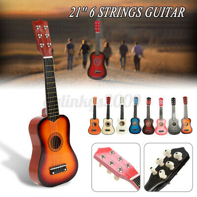 """AU25.07 • Buy 21"""" 23"""" Inch Beginners Kids Acoustic Guitar Musical Instrument Children Toy Gift"""
