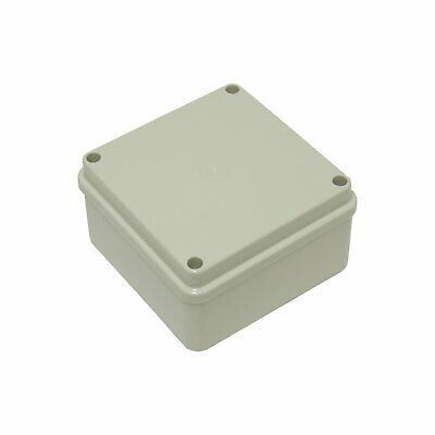 £6.71 • Buy Sealed ABS Plastic Enclosure Electronics Project  Box Case IP65 104x104x59.5mm