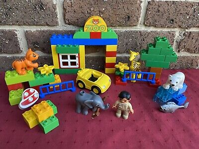 AU50 • Buy LEGO DUPLO My First Zoo 6136 Excellent Condition Retired Set C2011