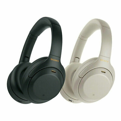 AU49.95 • Buy Sony WH-1000XM4 Or / Maxell BT-800 Wireless Noise Cancelling Headphones