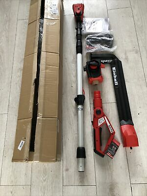 £119.99 • Buy Einhell GE-HC 18LI T 18v Pole Saw & Hedge Trimmer New With Very Slight Defect
