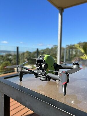 AU2300 • Buy DJI FPV Camera Drone And Goggles Plus Flymore Kit, SD Card And Accessories
