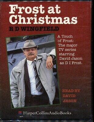 £3.99 • Buy Frost At Christmas By R. D. Wingfield (2 X Audio Cassette, 1996) NEW & SEALED
