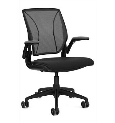 £180 • Buy Office Chair By Humanscale - Diffrient World - Great Condition - Black