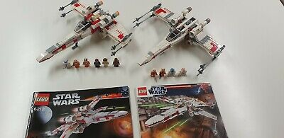£100 • Buy Lego 6212 And 9493 X-Wings