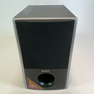 £27.99 • Buy SONY Home Cinema Hi Fi Audio Passive SUBWOOFER SS-WS80 - SEE DETAILS - FAST POST