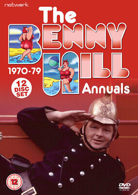 £47.34 • Buy Benny Hill: The Benny Hill Annuals 1970-1979 DVD (2021) Benny Hill Cert 12 12