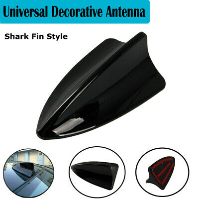 £4.39 • Buy Car Roof Shark Fin Style Cover Roof Dummy Decorative Antenna Aerial Universal