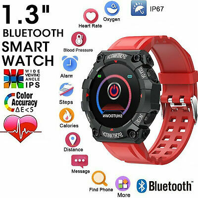 AU22.89 • Buy Waterproof Bluetooth Smart Watch Mate Fitness Tracker For IPhone Android