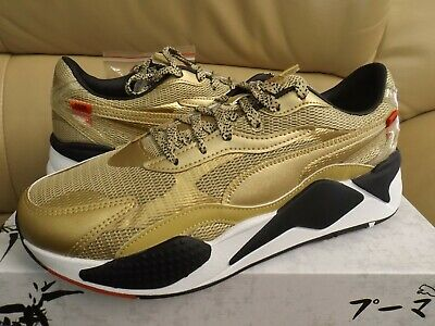 AU133.53 • Buy  Puma RS-X3 WC Men's Size 11 Running Shoes Team Gold/White/Black 374808-01 NEW
