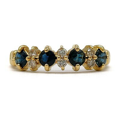 AU107.75 • Buy Jewelry Ring   Sapphire Yellow Gold 1814141