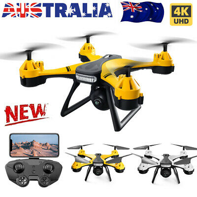 AU58.99 • Buy X101 RC Drone With 4K HD Camera 2.4G Remote Control Quadcopter AU STOCK