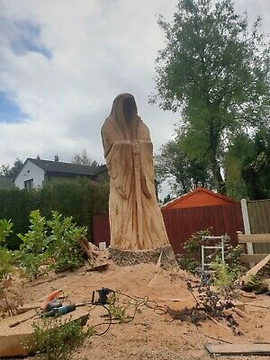 £1.99 • Buy Chainsaw Carving Sculpture