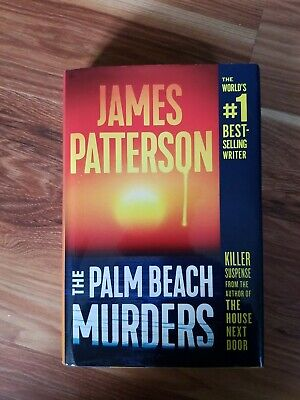 AU5.37 • Buy The Palm Beach Murders Hardcover James Patterson