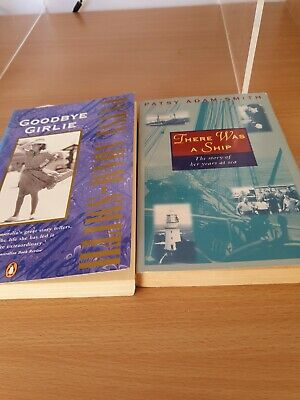 AU14.50 • Buy Patsy Adam Smith Goodbye Girlieand There Was A Ship - Memoirs. PB GUC