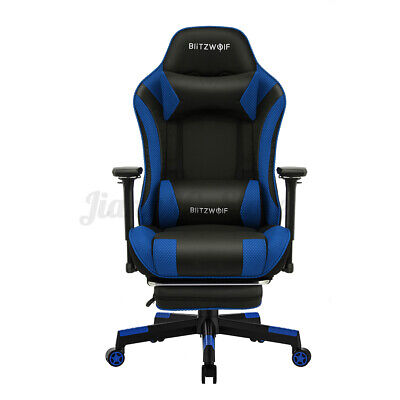 AU116.44 • Buy BlitzWolf Gaming Chair Office Computer Chairs Executive Footrest Reclin