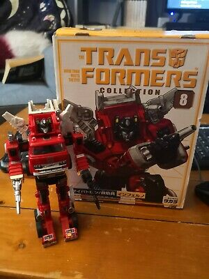 £40 • Buy Transformers G1 Takara Book Collection #8 Inferno