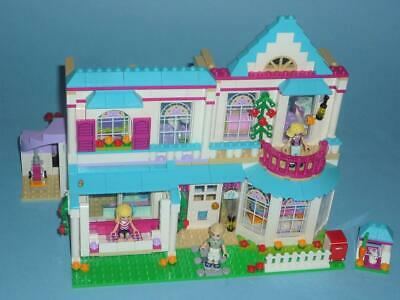 £34.99 • Buy Lego Friends 41314  Stephanie's  House With Instructions