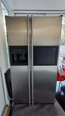AU230 • Buy GE 660L Stainless Steel Side By Side Refrigerator