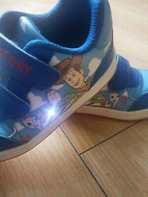 £3.90 • Buy Toys Story Light Up Trainers UK Size 8