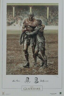AU249.99 • Buy The Gladiators  Norm Provan  Arthur Summons  Hand Signed Limited Edition