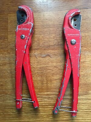 £10 • Buy Rothenberger Plastic Pipe Cutters