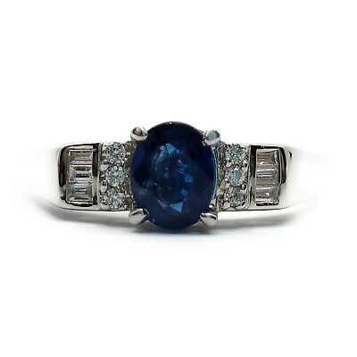 AU152.45 • Buy Jewelry Ring   Sapphire White Gold 1814440