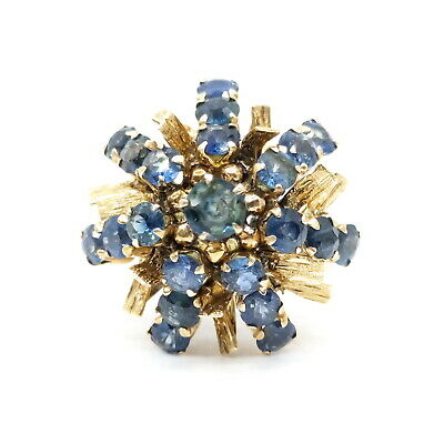 AU269.62 • Buy Jewelry Ring   Sapphire Yellow Gold 1815130