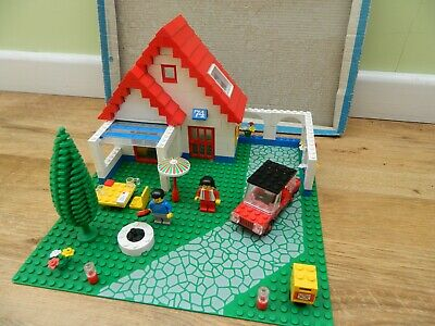 £44.99 • Buy Lego Town – 6374 Holiday Home – Complete – Vintage Set – 1983