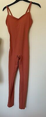 £10 • Buy Catsuit Stretch Dance Pole Size Small UK 8 10