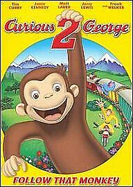 £1.85 • Buy Curious George 2 - Follow That Monkey (DVD, 2010)