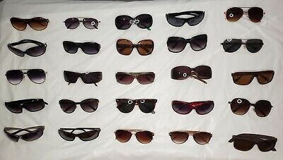 £18.10 • Buy Lot M Of Lost And & Found Women's Sunglasses Eyewear 25 Pairs Quay Marc Jacobs