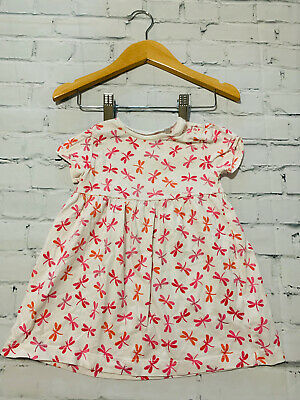 £3.99 • Buy Baby Girls 6-9 Months Clothes Dresses Cute Flowers Dress *We Combine Postage*