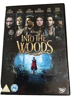 £0.99 • Buy Into The Woods (DVD, 2015)